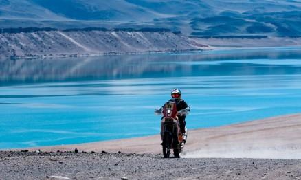 Zanol sobe mais uma posição entre as motocicletas do Rally Dakar