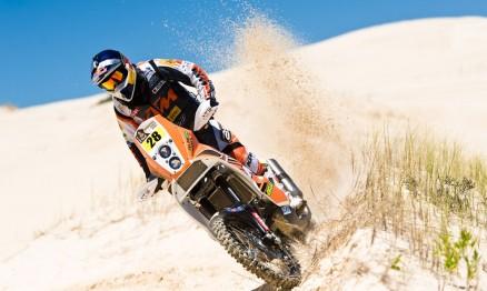 Piloto mineiro faz história no Rally Dakar