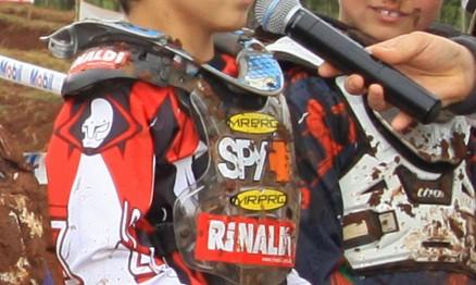 Galeria de Campeões do Gaúcho de Motocross 2011