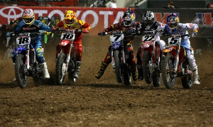 AMA Supercross 2012 – 2ª Etapa – Phoenix / Arizona