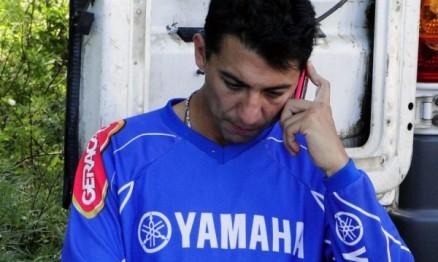João Marronzinho é Yamaha em 2012