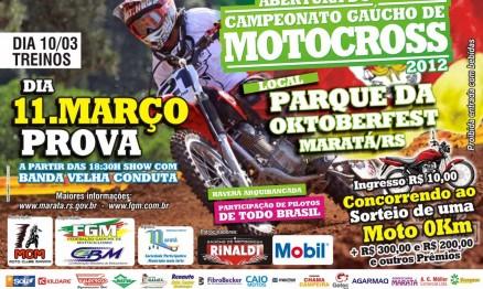 Maratá conta as horas para o Gaúcho de Motocross