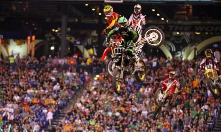 AMA Supercross 2012 – 11ª etapa – Indianápolis / Indiana