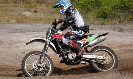 O australiano Glenn Kearney terceiro na XC2 Pro Lites