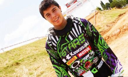 Kaio vai competir na categoria MX2 em 2012