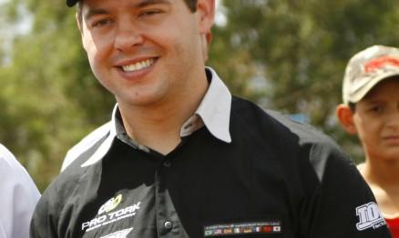 Marlon Bonilha é diretor da Pro Tork