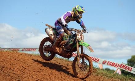 Balbi Jr. inicia recuperação no Brasileiro de Motocross