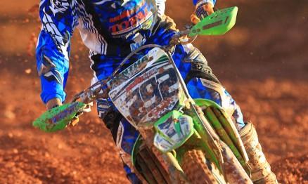 Dudu se isola na liderança do Brasileiro de Motocross
