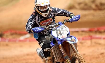 Campano venceu mais uma na Superliga de Motocross