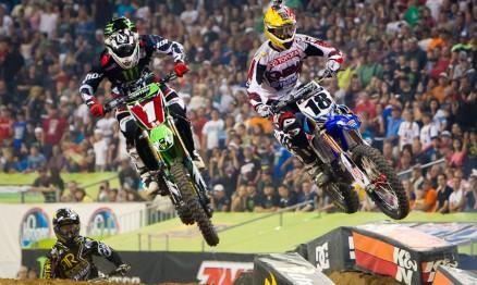 AMA Supercross 2012 – 13ª Etapa – Houston / Texas