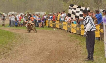 Kailub foi o vencedor da categoria principal em Morganton