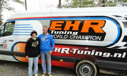 Jorge Maricato e membro da equipe EHR