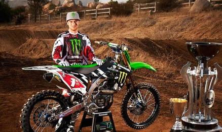 Ryan Villopoto é o campeão do AMA SX 2012