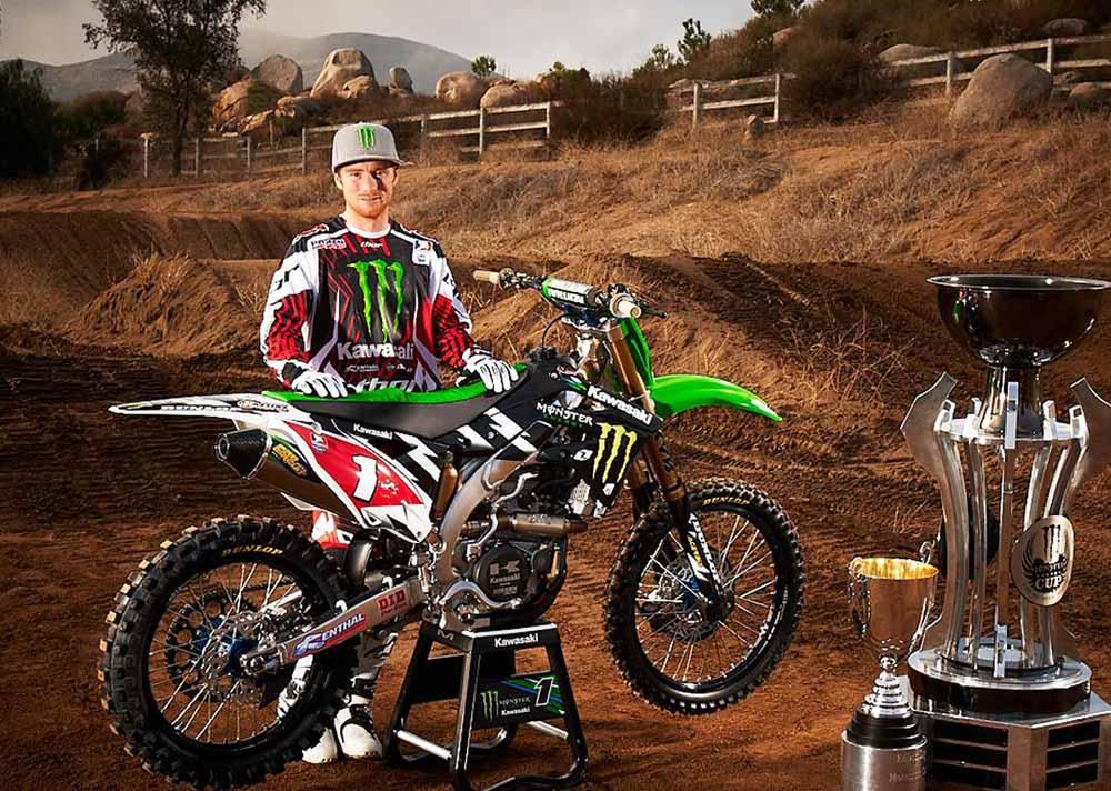 Ryan villopoto fora do ama motocross 2012 mundocross