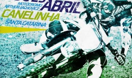 Canelinha recebe Nacional de MX e promoção da Rinaldi