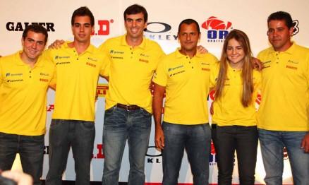 Equipe Ipiranga / IMS / Honda