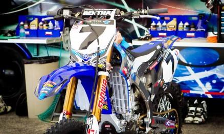 James Stewart fora da equipe Toyota/JGR/Yamaha
