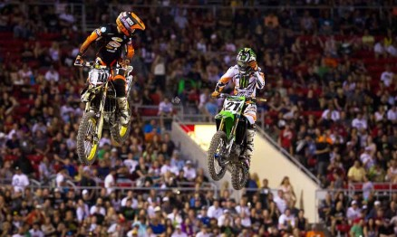 Mike Alessi e Jake Weimer