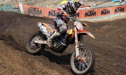 Jeffrey Herlings é o líder do Mundial na categoria MX2