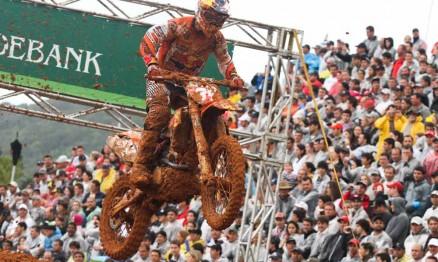 Mesmo não vencendo Jeffrey Herlings é líder da MX2