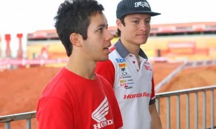Thales Vilardi e Hector Assunção