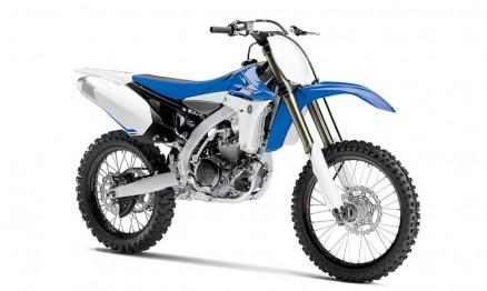 Fotos da Yamaha YZ450F 2013