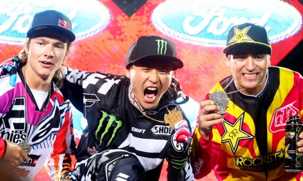Taka foi o grande campeão dos X Games 2012
