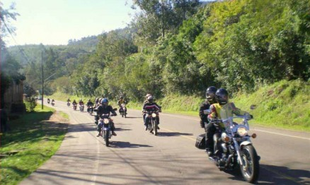 Rinaldi parabeniza os Motociclistas pelo seu dia