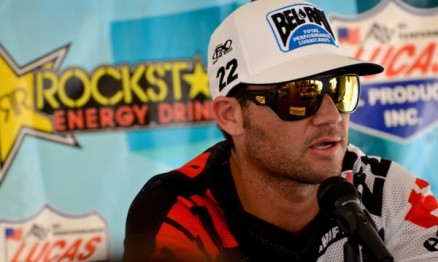 Reed quer Villopoto na Two Two em 2013