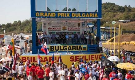 Campeões Mundiais de MX Júnior 2012 foram coroados