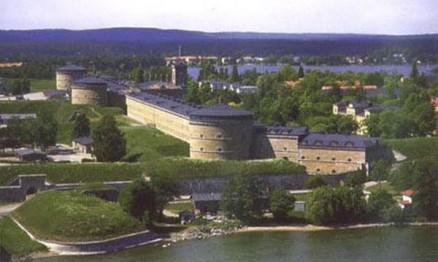 Karlsborg na Suécia
