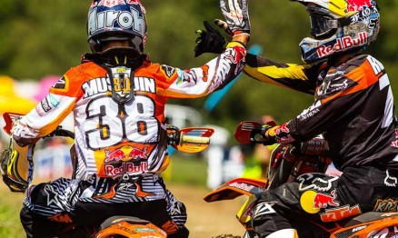 KTM renova com Musquin e Roczen