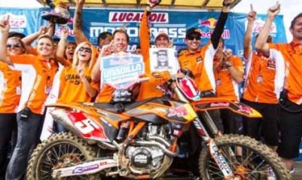 Vídeo – Dungey fala sobre o bi no AMA Motocross
