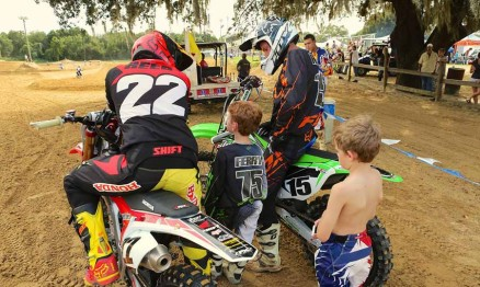 Chad Reed e Timmy Ferry