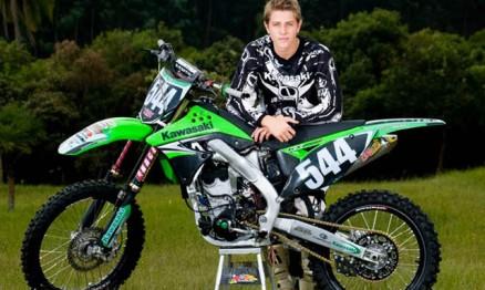 Piloto gaúcho disputará o Motocross das Nações