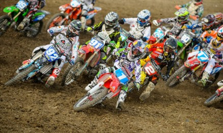 Ashley Fiolek #1 é a campeão do AMA Motocross WMX 2012