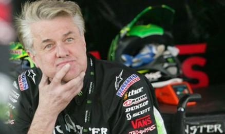 Mitch Payton dono da equipe Pro Circuit