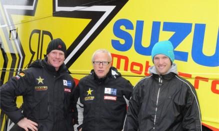 Strijbos renova com Suzuki para o Mundial MX1