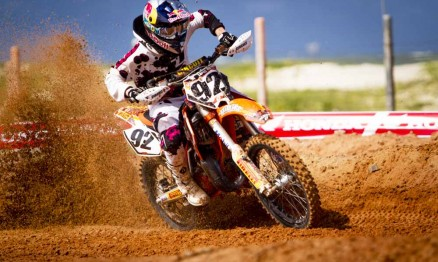 Enzo Lopes vai correr no Catarinense de Motocross