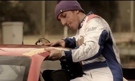 Vídeo – Antonio Cairoli testando carro da Nascar