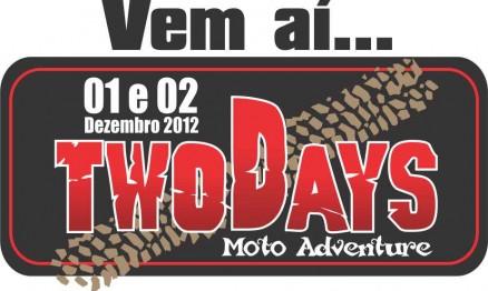 Vem aí o Two Days Moto Adventure 2012