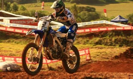 Resultados dos treinos do Catarinense de Motocross
