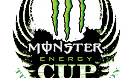 Vídeo – Volta animada na pista do Monster Cup