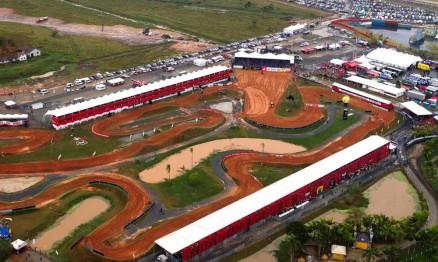 Ingressos a venda para o GP Brasil de Motocross 2013