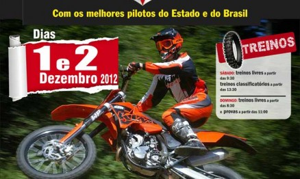 Gaúcho de Motocross entra na reta final