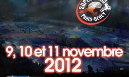 Vídeo – Conheça a pista do Supercross de Bercy 2012