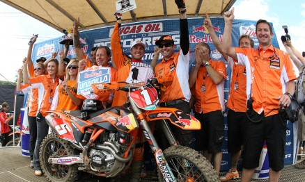 Vídeo – The Champions AMA Motocross