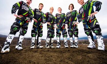 Equipes para o AMA Supercross 2013 – Round 4