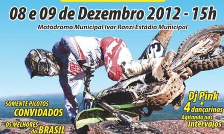 Céu Azul vive clima do Sul-Brasileiro de Supercross