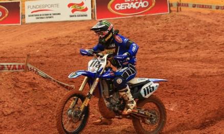 Resultados do Catarinense de Motocross em São José